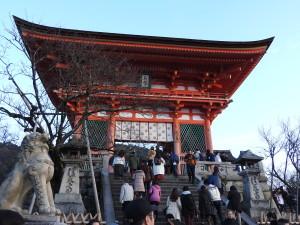 京都の豊国神社 Kyoto HokokuTemple